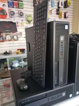 Cpu HP core i5 6ta gen/Ram ddr4 8gb/disco duro de 1 tera