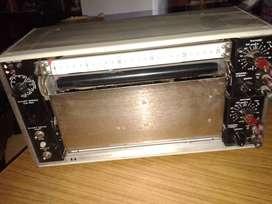 registrador de banda y gravador grafico HP 7100bm antiguo