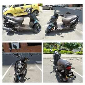 Se vende moto Sym Referencia crox 125R