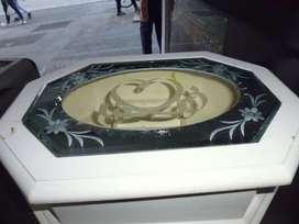 caja joyero antiguo 31 de ancho x 10 de alto