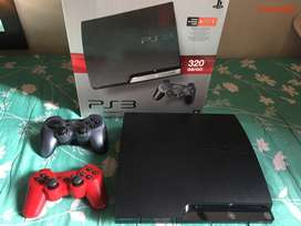 PS3 de 320Gb en perfecto estado