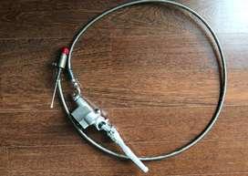 Clutch Hidraulico, Hydraulic Clutch