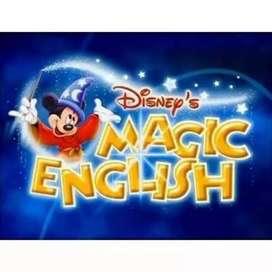 Magic English Interactive - Curso interactivo de inglés Disney