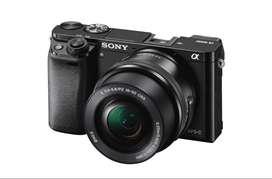 Cámara Sony Alpha 6000