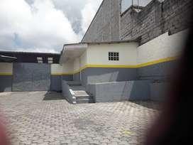 ARRIENDO GALPON O BODEGA 300m² - SECTOR INDUSTRIAL NORTE