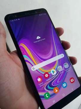 Samsung Galaxy A7 2018 libre, esta original de fabrica, minimo detalle atras, anda de lujo!!