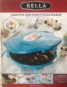 Cake pop maquina