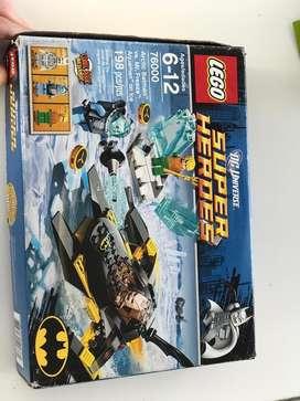Lego DC universe super heroes Batman vs Aquaman