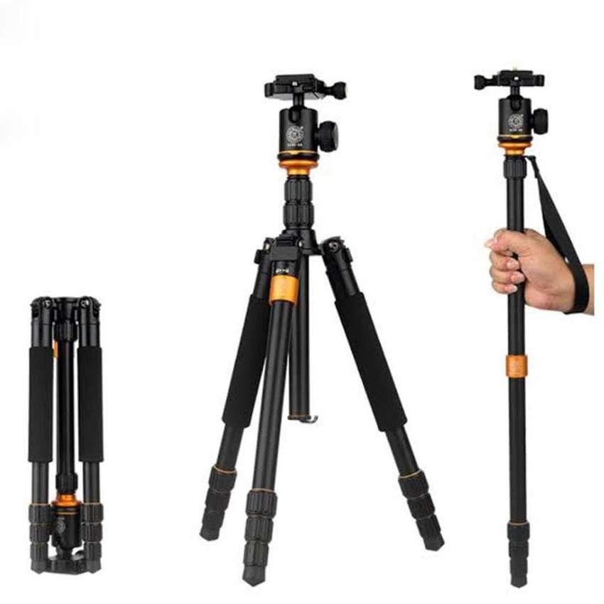 Tripode Profesional Beike Qzsd Q999s Para Fotografia-tienda 0