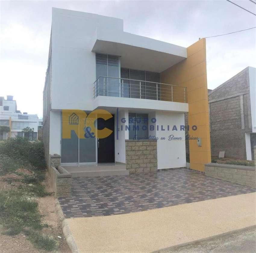 Arriendo Casa Sierra Nevada Amoblada Cúcuta Cod 052A. 0