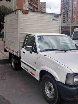 camioneta de trabajo