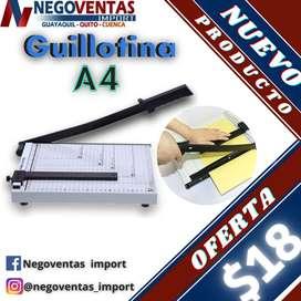 GUILLOTINA A4