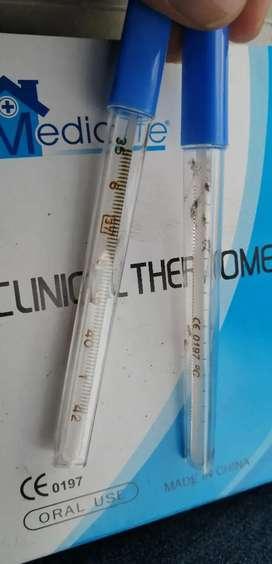 Termómetro oral