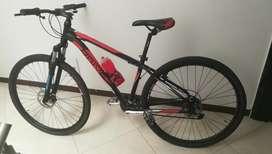 Bicicleta Drive Faster 29