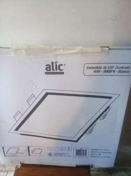 panel led marca alic
