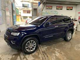 JEEP GRAND CHEROKE LIMITED 2015
