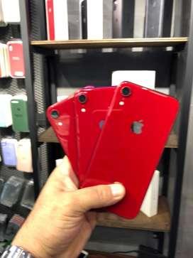 Iphone XR de 64 gb rojo promo hasta agotar