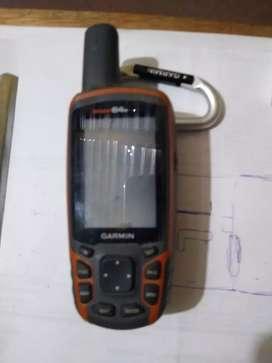 Alquilo o vendo  GPS Garmin 64s