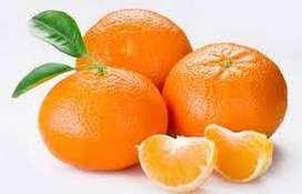 200 canastillas de mandarina
