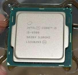 Procesador I5 6500 4 Núcleos