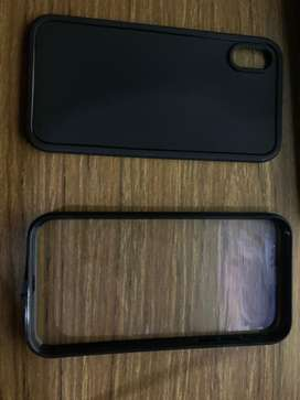 Cover para iphone x,xs resistente al agua ip68