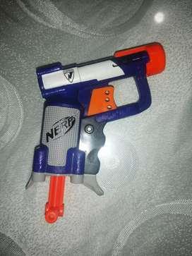 Nerf N-strike jolt usada