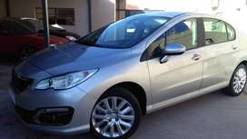 Peugeot 408 Allure Plus 2018 THP 5047 kms