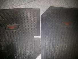 Cubre alfombras delanteras Peugeot 306 originales