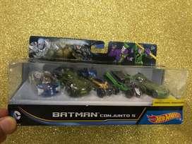 Hotwheels Batman Joker Hielo Lagarto acertijo PARA COLECCIONISTAS HOT WHEELS