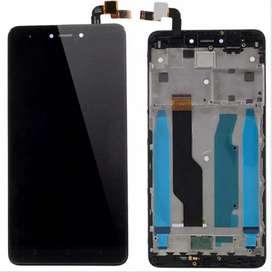 Xiaomi Pantalla Redmi Note 4 Y A1