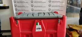 Contenedor de combustible de 440 litros con dispensador eléctrico