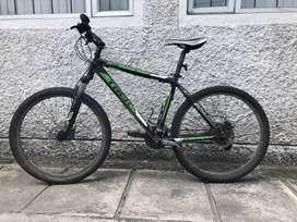 Bicicleta Montañera TREK