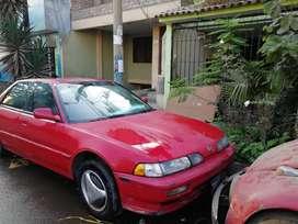 Se Vende Auto Honda Acura Deportivo - Para reparación