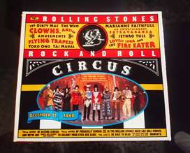 The Rolling Stones Rock And Roll Circus Edición Especial
