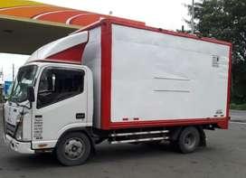 Vendo Vehículo Comercial
