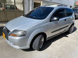 CHEVROLET AVEO GT LIMITED 1600CC 2008 AA