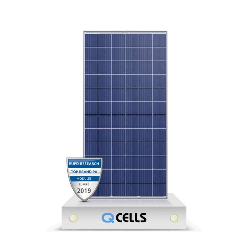 Panel Solar Q Cells 325wp Policristalino 0