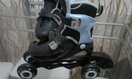 Patines Unisex Regulables talla 31 a 33