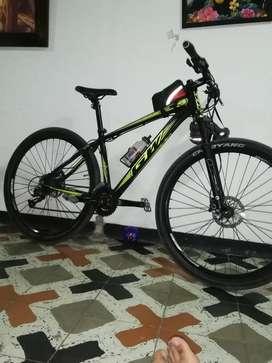 Vendo bicicleta todoterreno Rin 29
