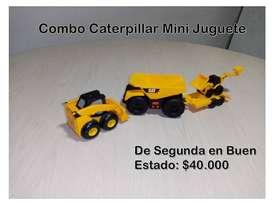 Combo Catterpillar Mini Juguete