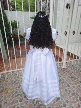 Vestido de primera comunion