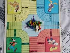 Parqués con los personajes de Disney