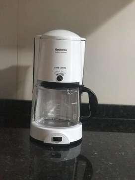 Cafetera nueva sin  uso