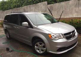 Dodge Grand Caravan Stow&Go Utltima Gen