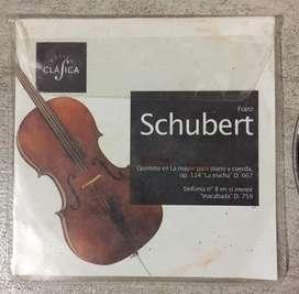 Cd Franz Scubert