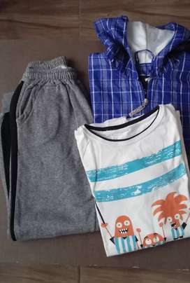 Ropa talle 16