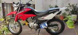 Honda XR 150 796 km reales. Único dueño.