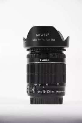 Canon 18 55 STM mas Parásol