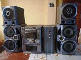 Sony Equipo de Sonido