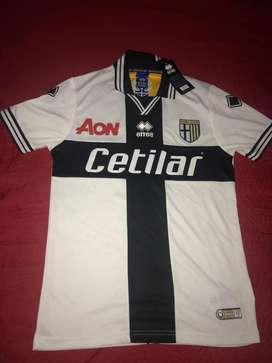 Camiseta Parma Errea 2018 Totalmente Original